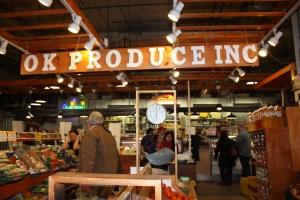 Ok Produce Sign